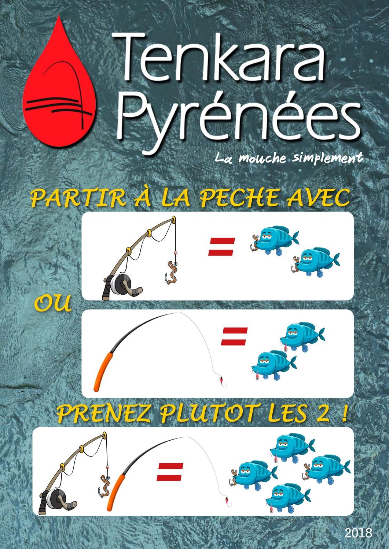 Catalogue Tenkara Pyrénées 2018